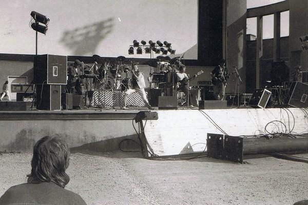 ...U-rock v plzeškém letrním kině...